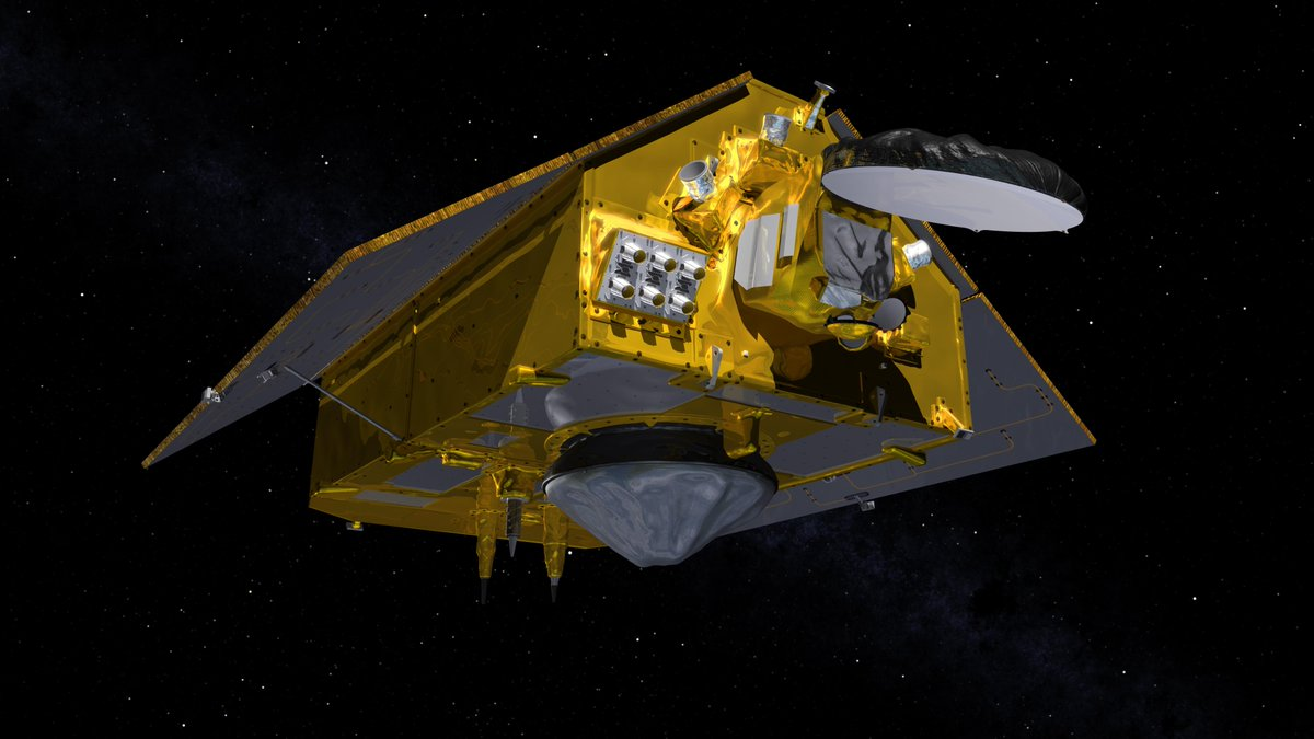 The Sentinel-6 Michael Freilich satellite is set to launch Nov. 10. Itll measure sea levels for 90% of the worlds ocean. Tag questions with #SeeingTheSeas, and tune in Oct. 16 at 7am PT (10am ET, 1400 UTC) for answers: go.nasa.gov/3nXOQfw
