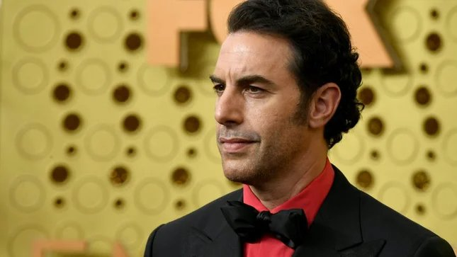 Happy 49th birthday to one of the funniest men on the planet, Sacha Baron Cohen