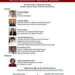 Image for the Tweet beginning: Harvard's Biomedical Science Careers offers