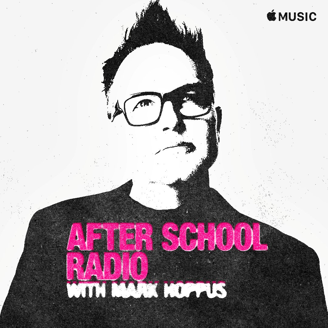 Did you catch @BrettGurewitz on After School Radio with  @markhoppus? Tune in here -  🎧 #AfterSchoolRadio @AppleMusic