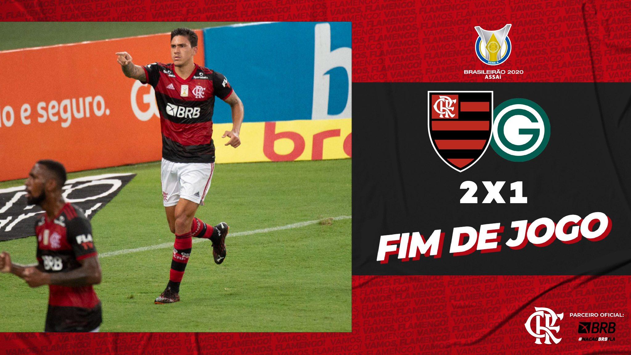 Veja como fica o Flamengo na tabela ap�s a vit�ria no Maracan�