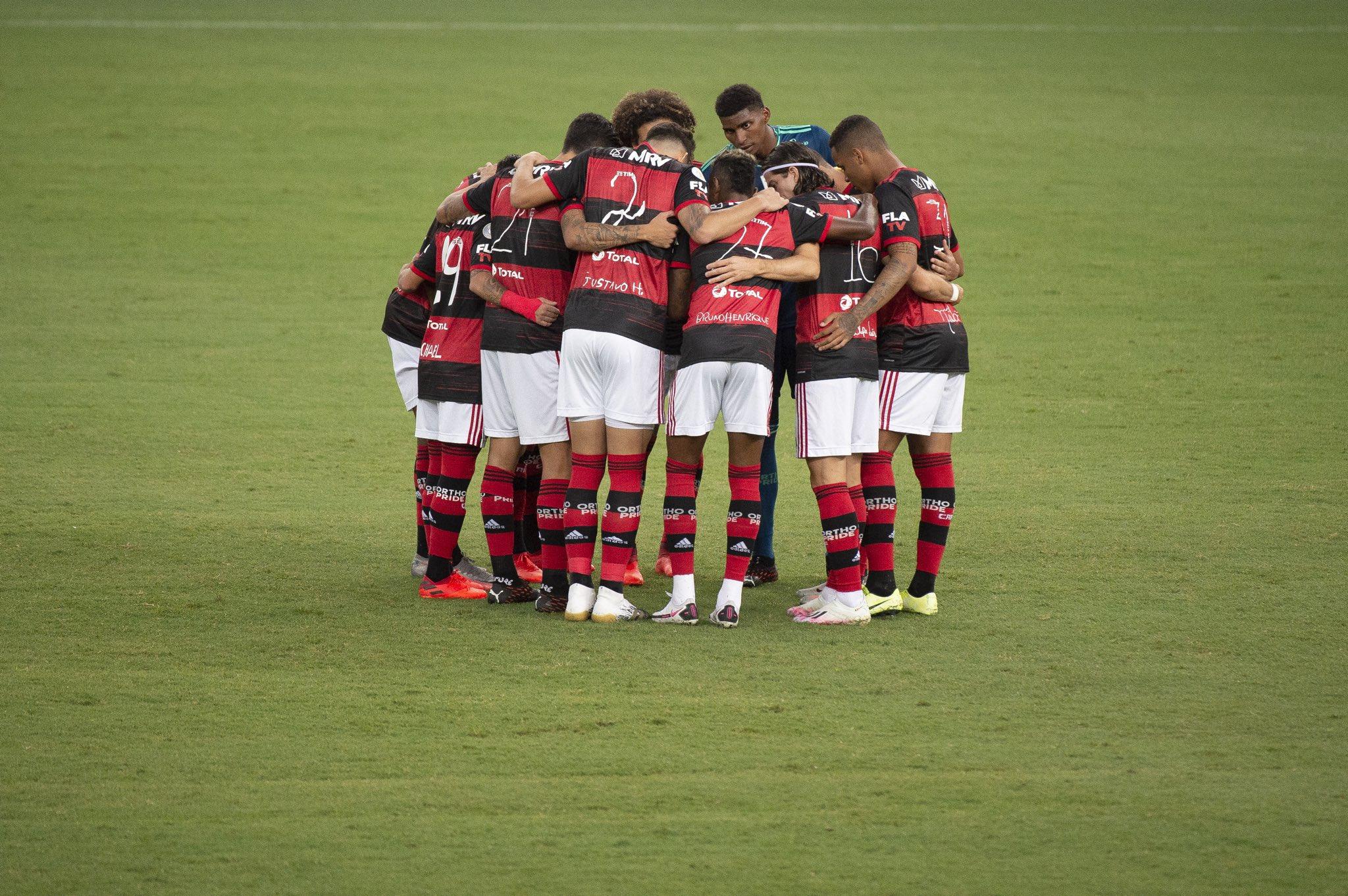 Assista ao melhores momentos da vitória do Flamengo