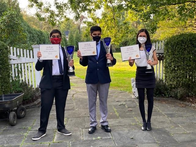 AEOP Challenge winners