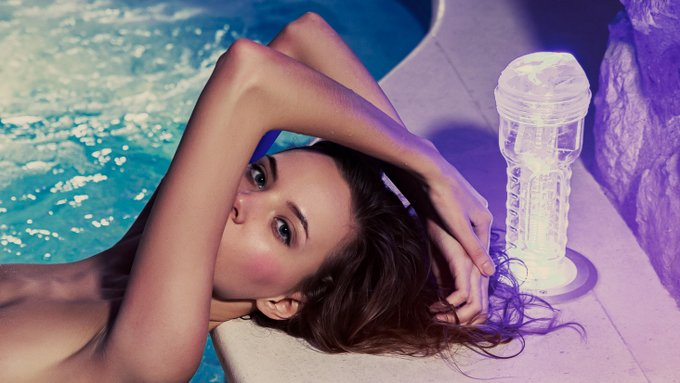 For heightened visual stimulation our Fleshlight Ice is the clear choice. See all of the action at https://t