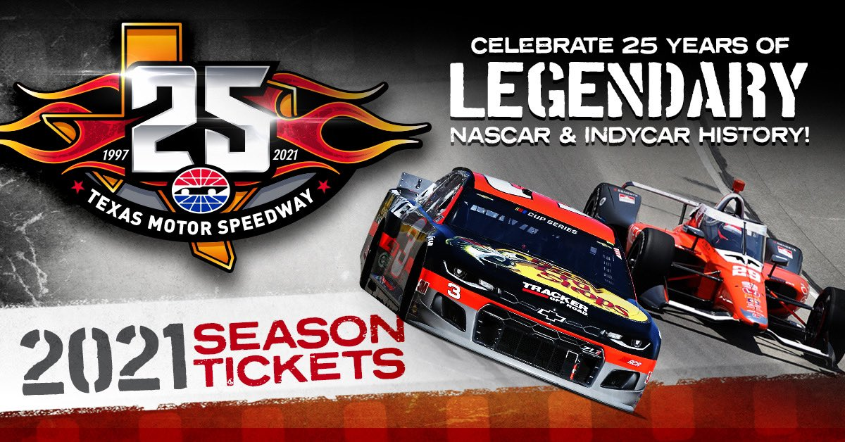 Can you still buy tickets to next weekend's race? YES! Can you already buy tickets for next year's stacked 25th year? YES!  https://t.co/OokC0hGQ4A  #NLTX | #AutotraderEchoPark500 | #AllStar | #Genesys300 | #NASCAR https://t.co/1MPcsNP16n