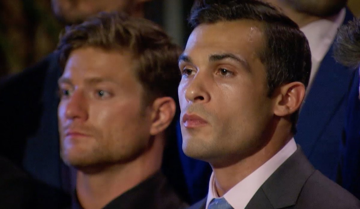 That Tyler C.–Yosef drama left me wanting some different kind of drama #TheBachelorette