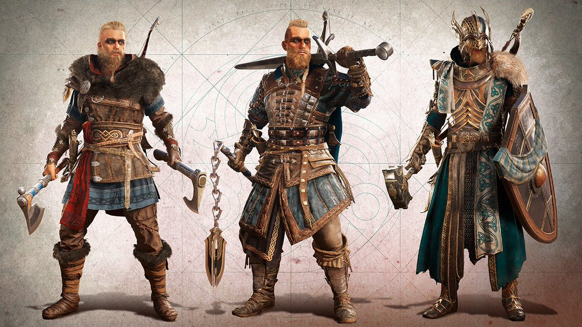 Gamespot On Twitter How Assassin S Creed Valhalla S Settlement Pulls You Into Everyday Viking Life Https T Co 69knuats6g