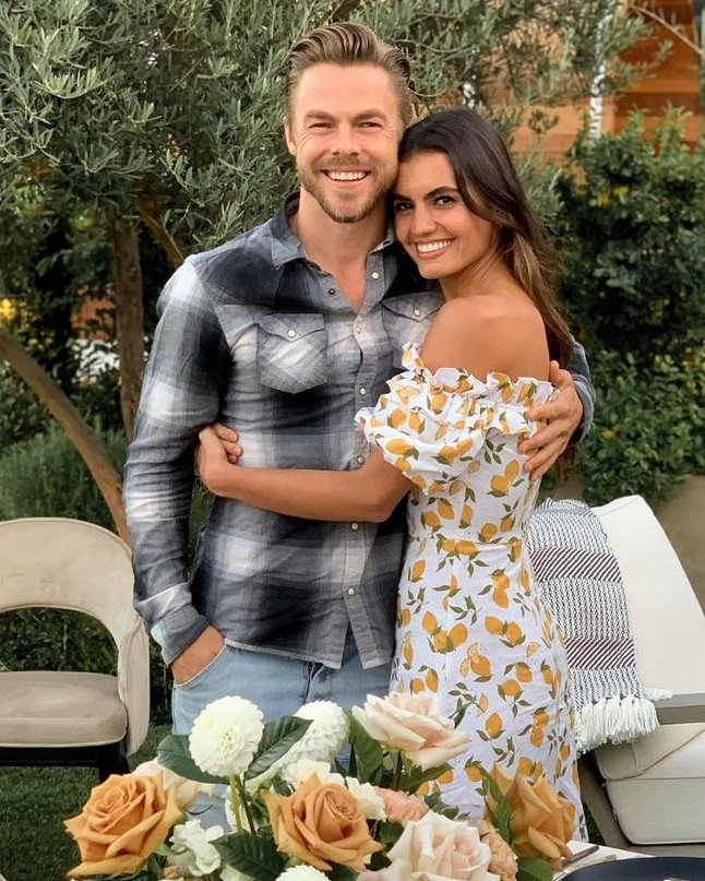 This gorgeous couple will be dancing a #PasoDoble on @DancingABC on Monday, October 19th. Looking forward to seeing  @Dance10Hayley Erbert and @DerekHough make magic in the ballroom.  Derek threw a beautiful Birthday party for his love this weekend.  💞💞#Dayley💞💞 https://t.co/XoS38D3OZn