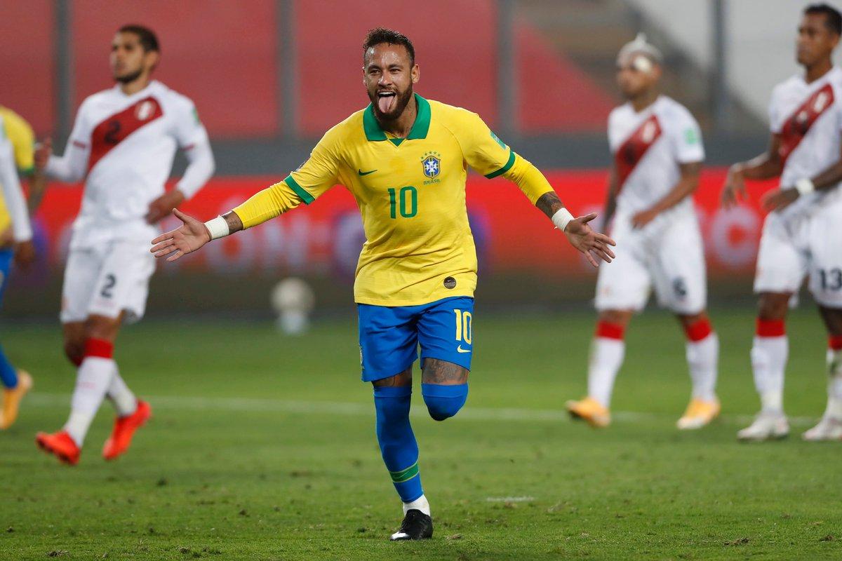 Xem lại bóng đá Peru vs Brazil, VL World Cup 2022 – 14/10/2020