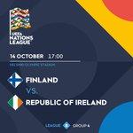 Image for the Tweet beginning: MATCH-DAY   🆚 Finland  📍 Helsinki
