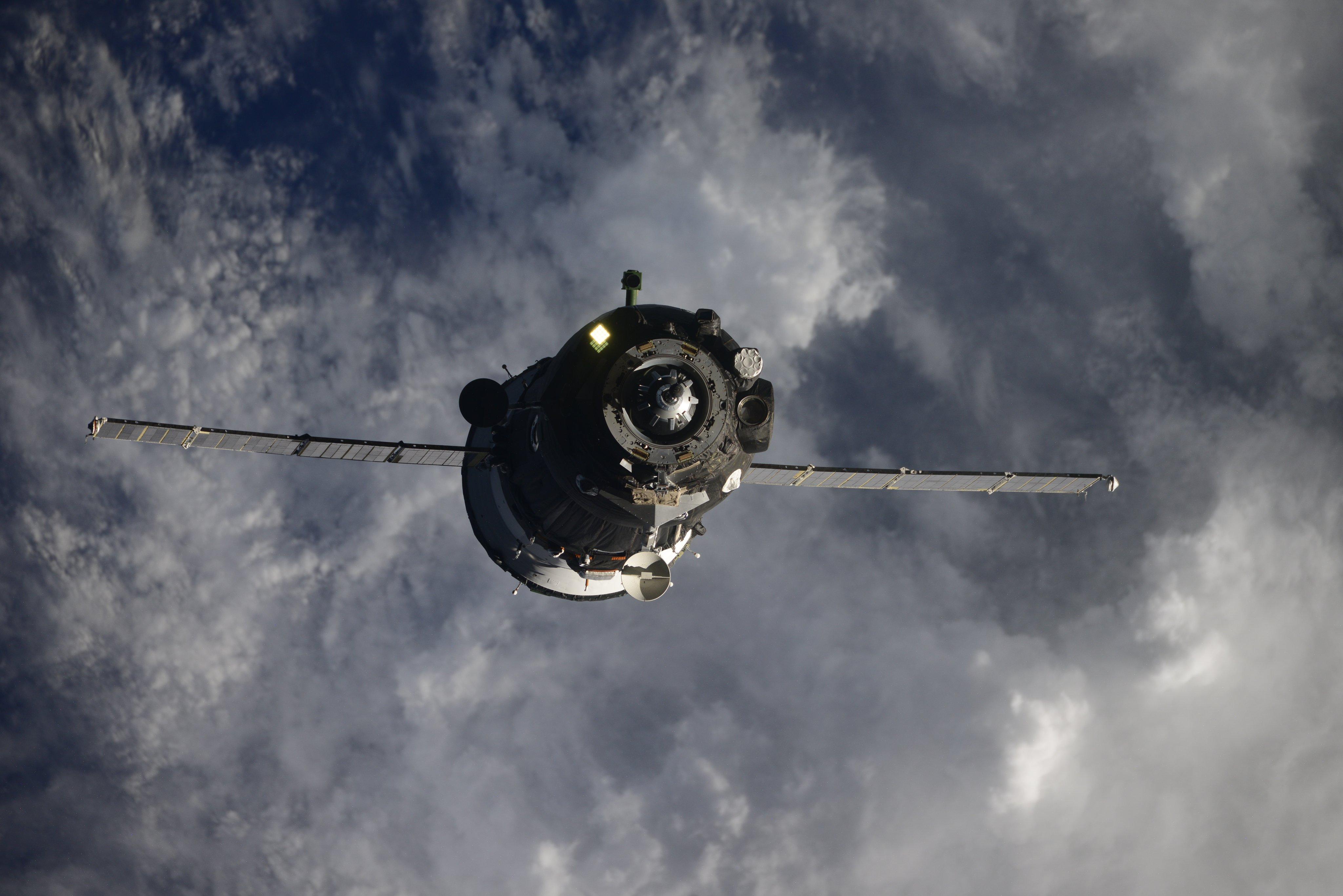 Союз МС 17, фото Ивана Вагнера