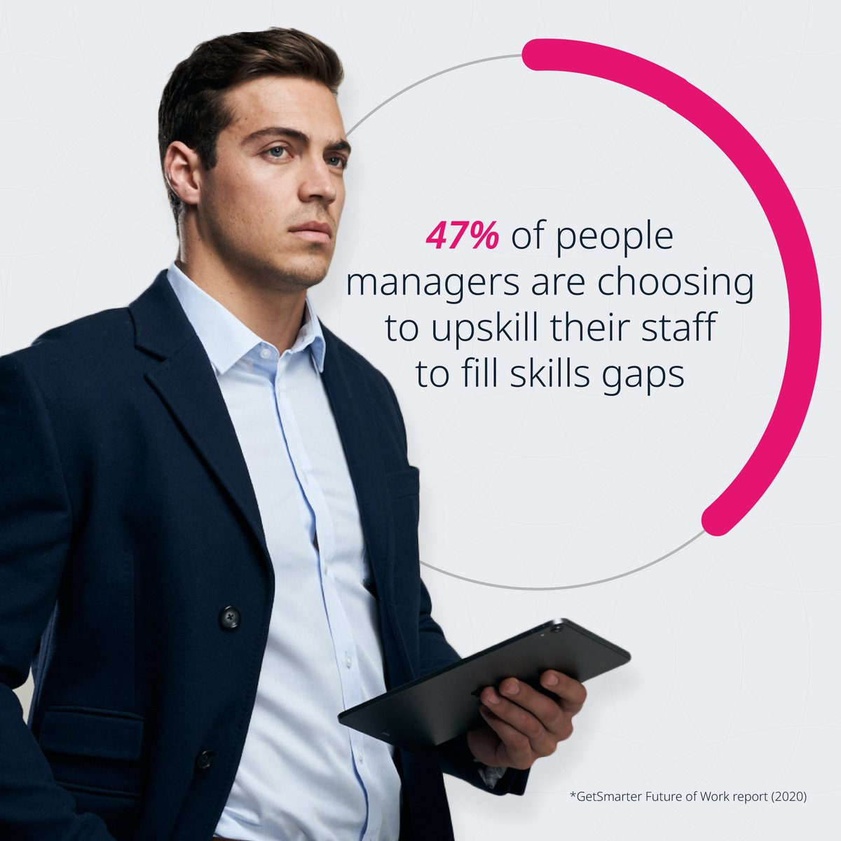 When it comes to filling skills gaps, more people managers than ever are choosing internal training over hiring new staff. https://t.co/VQ51kyGoHC   #GetSmarterOnline#FutureofWork #FutureCareers#CareerAdvice #LearningandDevelopment https://t.co/WZlv51RSoi