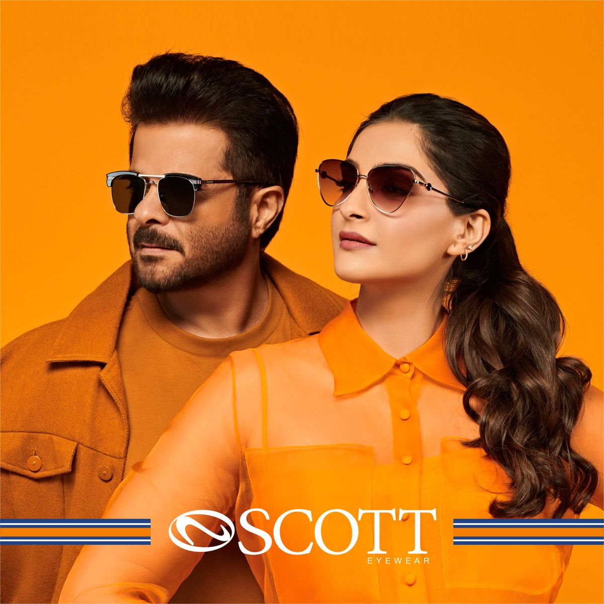 A new pair of #Scotteyewear is always a great idea!  Are you ready to bring in the new season with me and my Signature Styles right here at @ScottEyewear ? Come on and check out the styles that will bring out your best.  #scotteyewearxAKSK #SignatureLine #AKSK #ss20 #scottsunnies