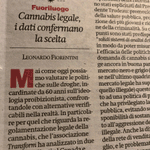 Image for the Tweet beginning: Cannabis legale, i dati confermano