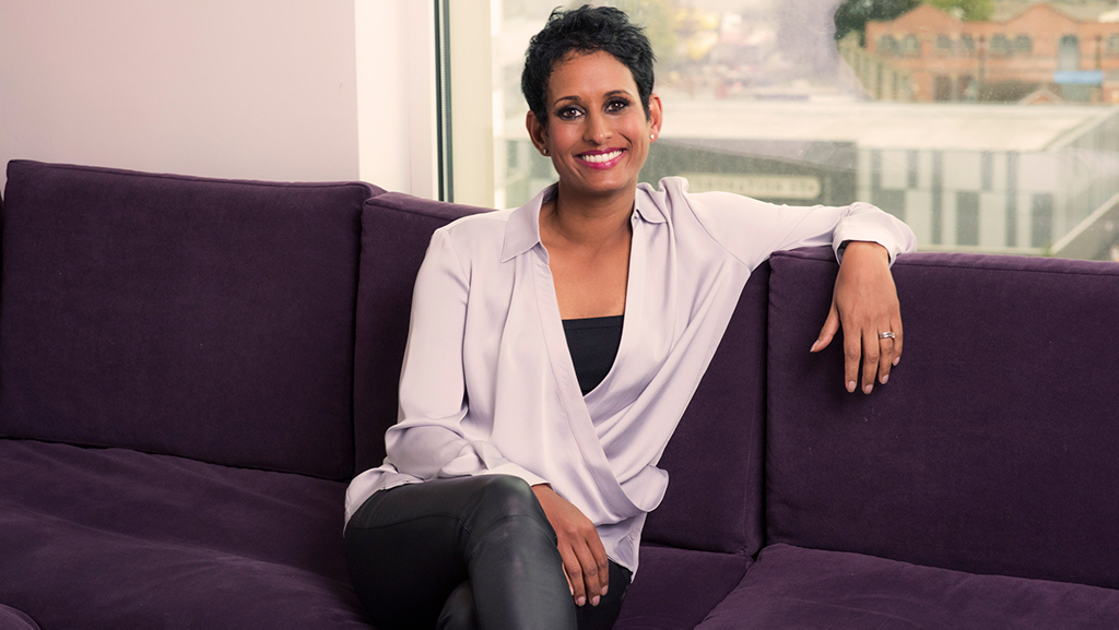 Naga Munchetty will be the new presenter of the mid-morning programme on @BBC5Live: bbc.in/34UvX4q