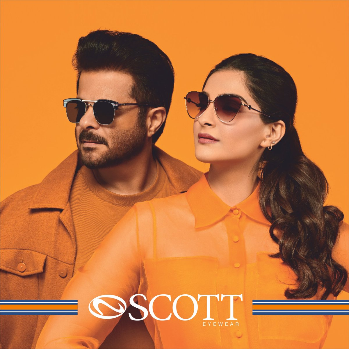 With a pinch of glam, a touch of charm and a dash of chic my Signature Collection is looking fab, right here at Scott.  #scotteyewearxAKSK #AnilKapoor #SonamKapoor #SignatureLine #AKSK #signaturestyle #ss20 #statementstyle #style #sunglassfashion #fashion #sunglasses #scottlove