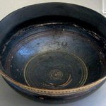 Image for the Tweet beginning: #Laconian #kylix, ab. 600 BCE,