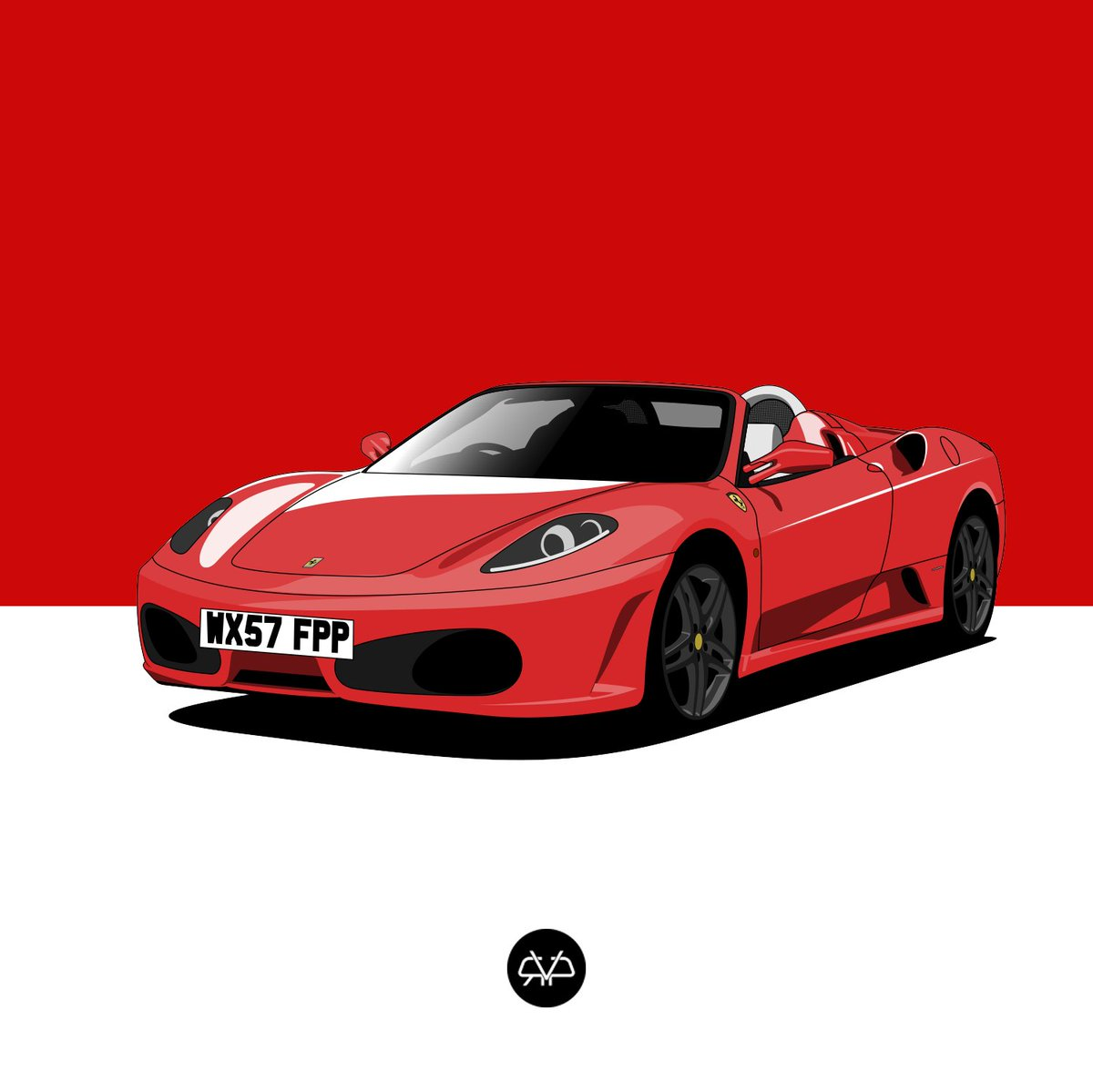 Loving Gorgeous Lines and Sexy Curves of a Ferrari 430.  We understand your love for your car, but do you have its digital drawing? Create a unique drawing of your ride now  click the link in our bio to see more!  #Ferrari #FerrariF430 #F430 #scuderiaferrari #scuderia #carsdaily https://t.co/xWEmukz39T