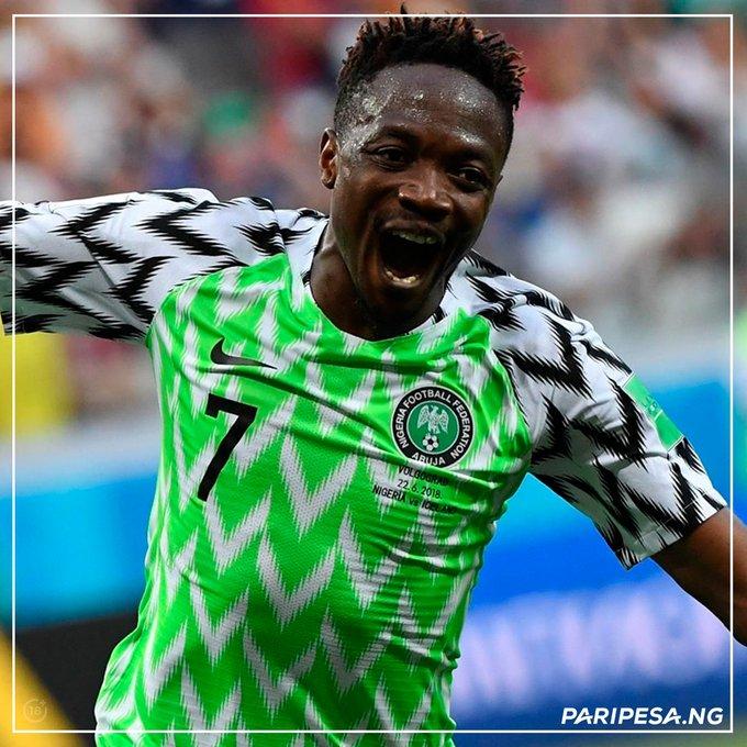 Happy birthday to Nigerian national team captain Ahmed Musa!