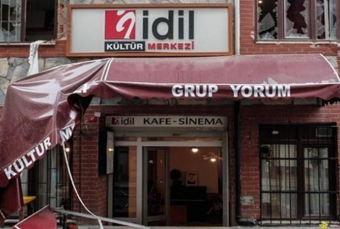 Ayçe İdil'den Helin Ve İbrahim'e: İdil Kültür Merkezi