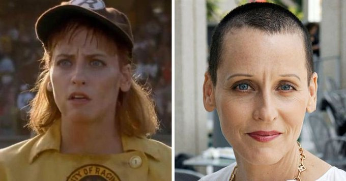 Happy birthday to \A League of Their Own\ Lori Petty!