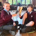 Year 6 are having a brilliant day out of school on our trip to Layer Marney