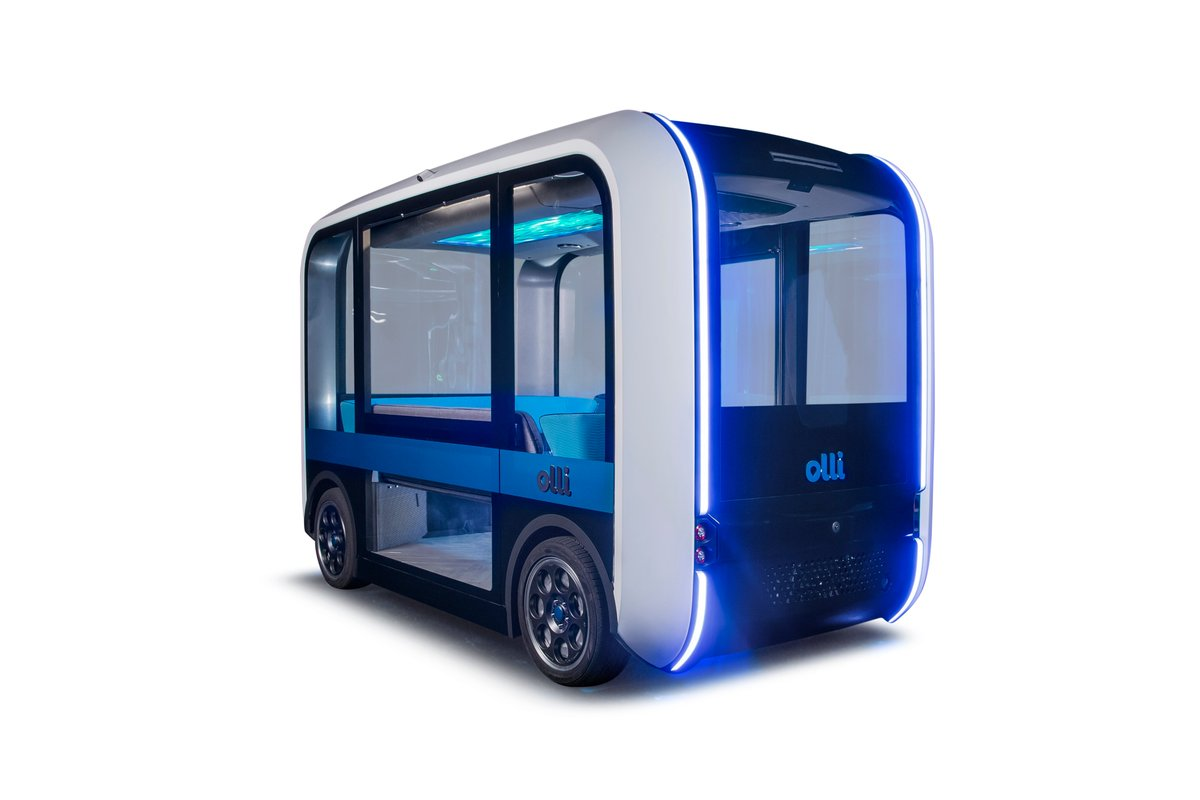 Toronto will test Olli driverless shuttles to boost its transit system