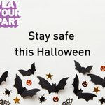 Image for the Tweet beginning: This Halloween, why not organise