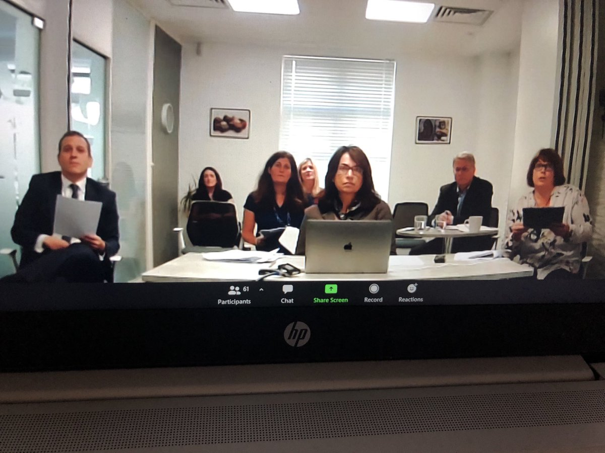 First virtual AGM in 160 years ⁦@britishchambers⁩. 68 attending via Zoom #wellconnected