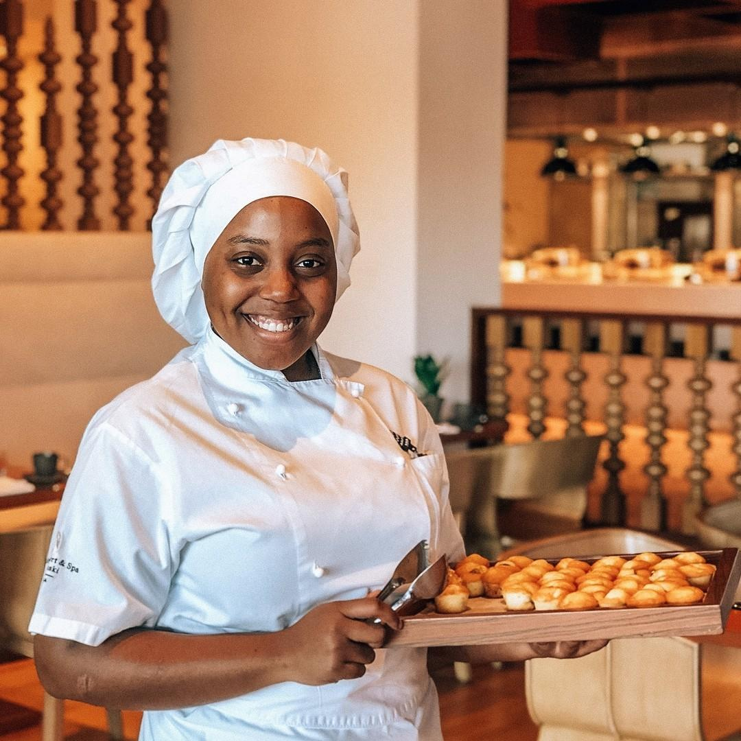 Freshly-baked pastries and warm smiles await you at Cabrits Resort & Spa Kempinski Dominica. #Kempinski #KEMPINSKIDISCOVERY #DiscoveryLoyalty https://t.co/oYGkBbkeHP