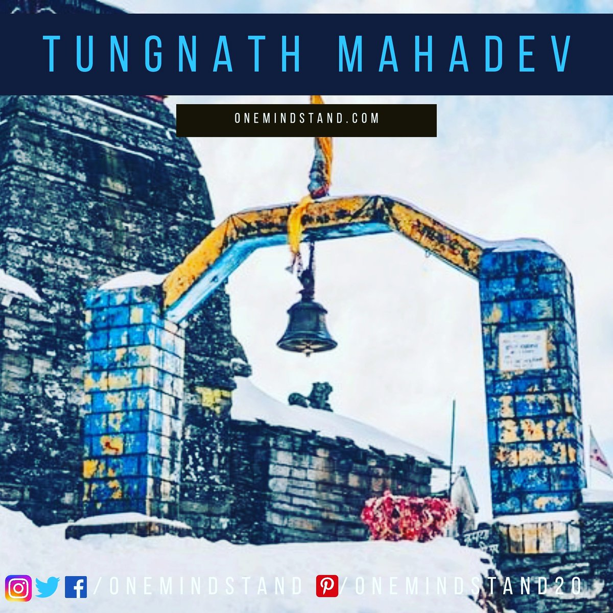 Trek to Tungnath Mahadev  https://t.co/Luswse8M3t  #tungnath #mahadev #bholenath #roadtrip #uttrakhand_dairies #uttrakhand #bestplacetovisit #trekking #snowfall #bestroadtrips #views #nature #mountainlife #mountains #onemindstand #photography #mytravelgram #traveler https://t.co/aWH6rjDimn