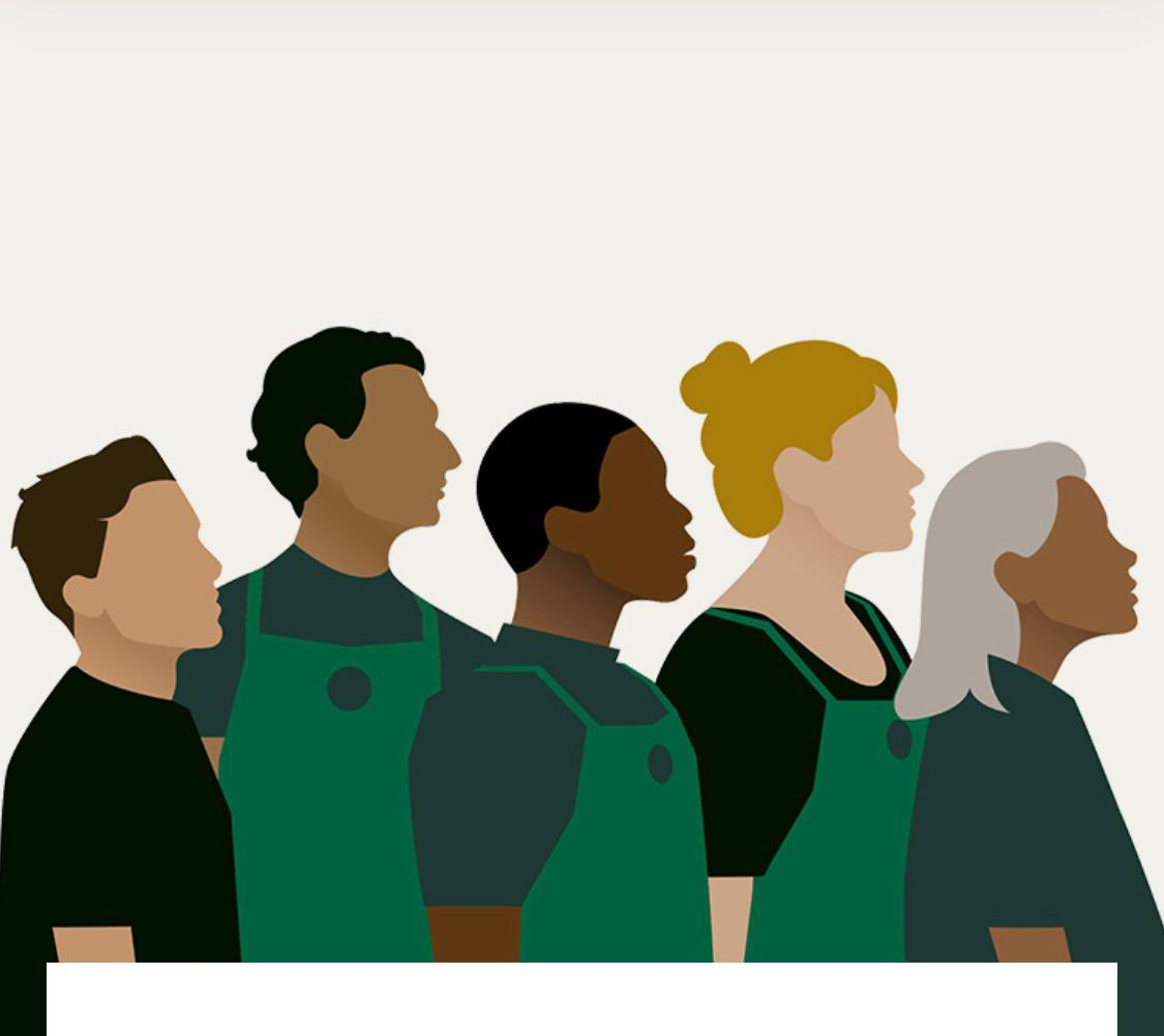 Creating a culture of warmth & belonging, where everyone is welcome, is foundational to Starbucks Mission & Values. Today we're sharing our next steps as we continue our journey to advance racial & social equity for our partners & the communities we serve https://t.co/DknETEUb1W https://t.co/H8C7x1YA2Y