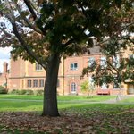 Image for the Tweet beginning: Our grounds here @RGSWorcester today