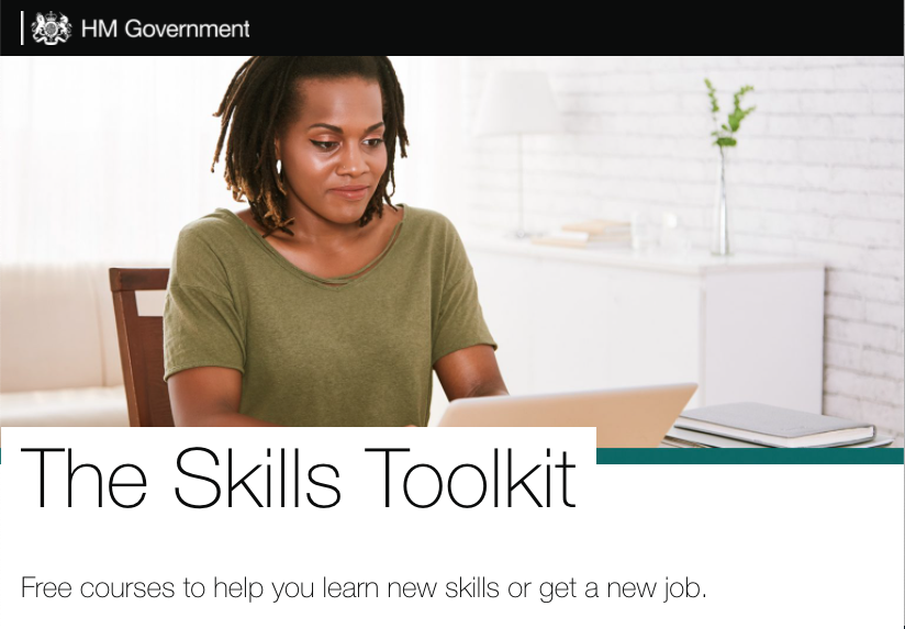 1 in 3 people have used online learning to help them get a new job.  Whether you want to learn something new or develop what you already know, the Skills Toolkit offers 70+ courses in specialised and general skills.  Best of all, they are completely free! https://t.co/G2dVHq0zPf