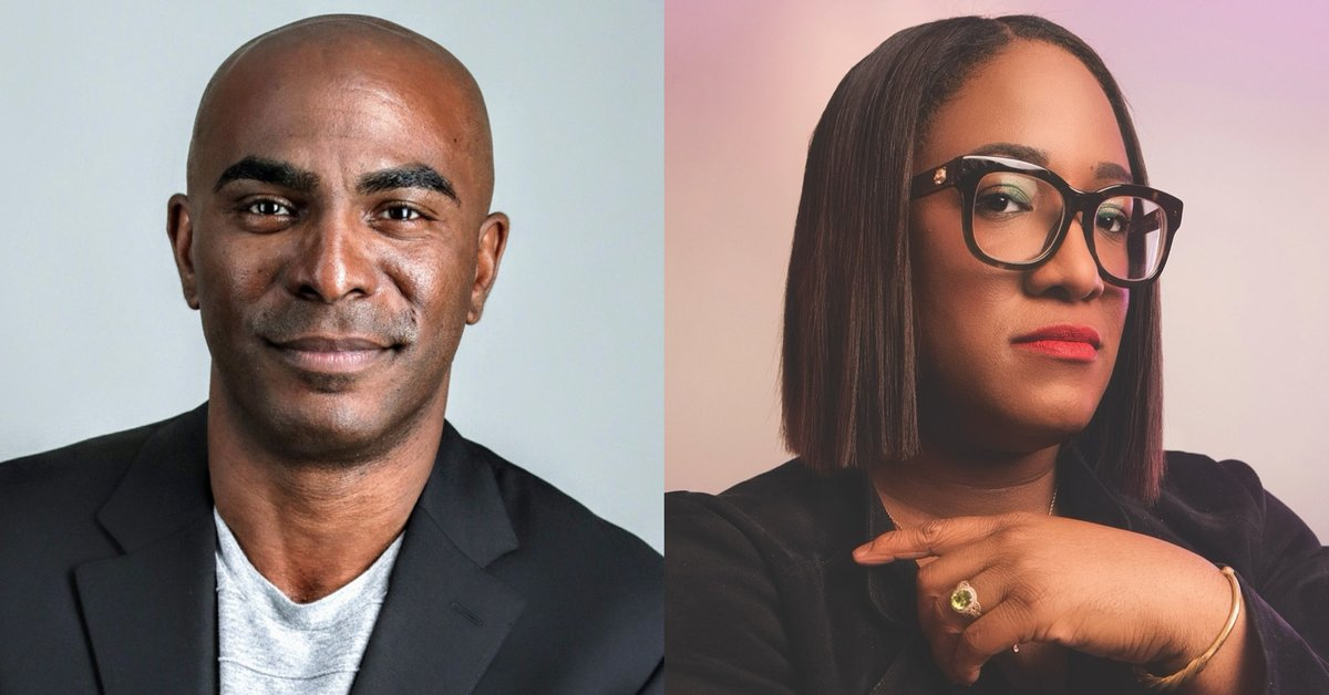 Big moves today! Congratulations to @mrjabarihearn now working for Will & @jadapsmith as SVP, Marketing & Entertainment @WestbrookInc & to @DiverStar, new EVP, Chief #Diversity & #Inclusion Officer @sonymusic. The entertainment industry just cranked up the heat!