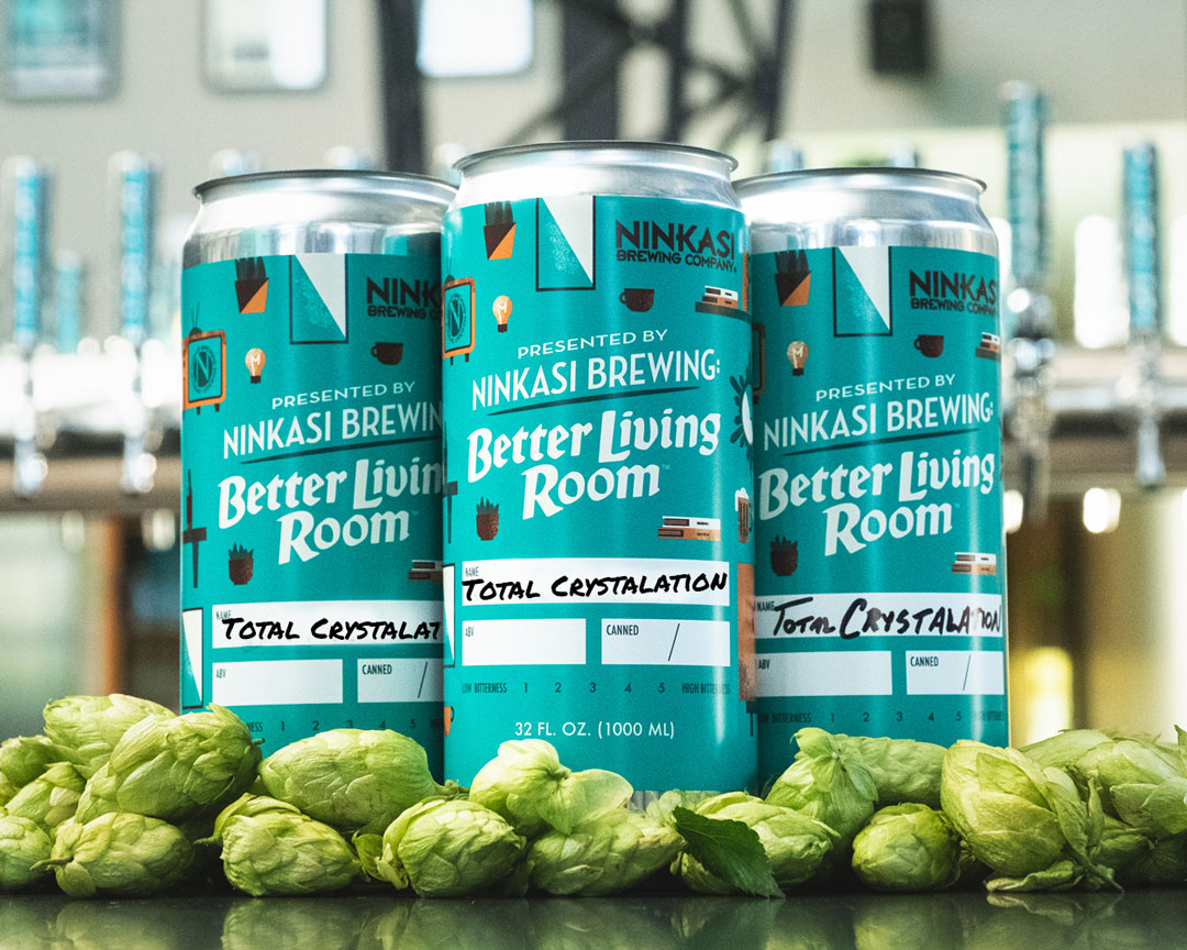 FRESH HOP RELEASE! Our Total Crystalation Fresh Hop IPA has arrived and is available exclusively at @ninkasieugene! This special brew follows the recipe of our flagship beer, Total Domination, but features fresh Crystal hops to celebrate hop harvest.   #ninkasibrewing #freshhop https://t.co/82ezN7JNsP