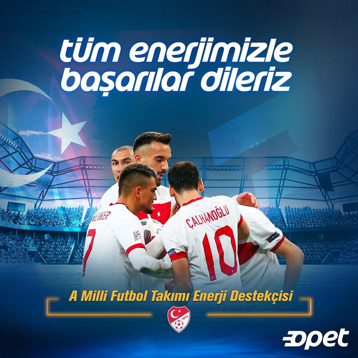 Uluslar Ligi 4. mücadelesinde rakibimiz Sırbistan. Her zaman olduğu gibi bu maçta da Millilerin yanındayız! https://t.co/NaYuVMEP3d