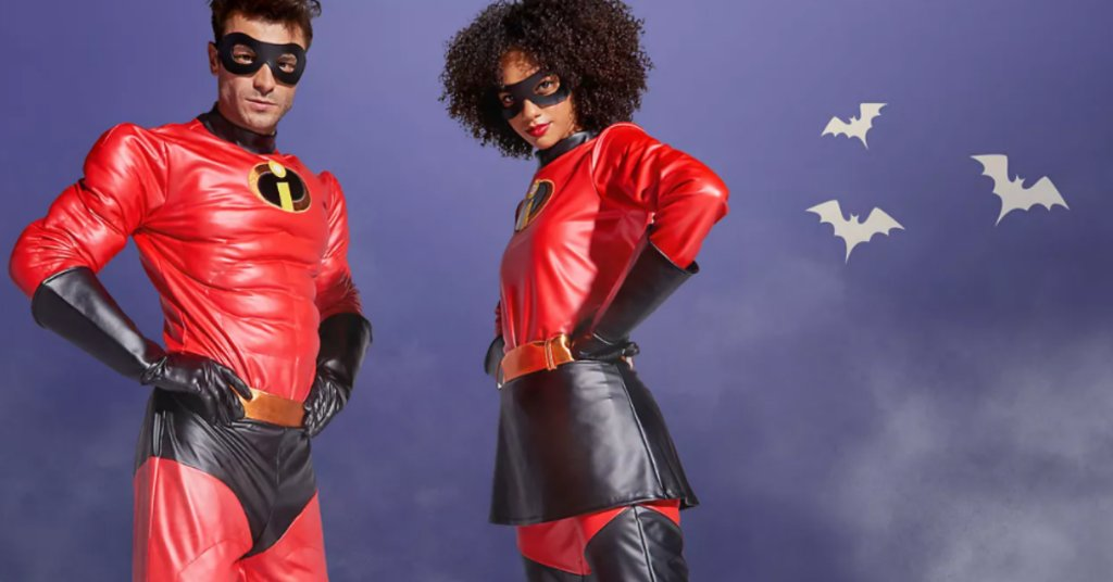 Power up your Halloween at home with costumes for you & your boo crew! di.sn/6014GNAcQ