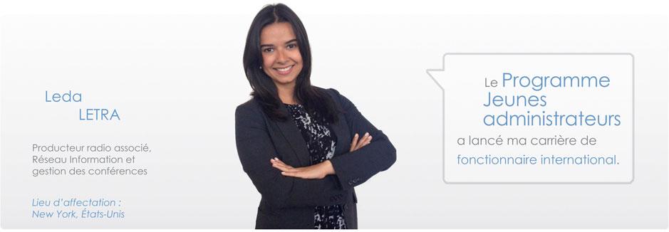 Envie de travailler pour l'ONU?   Sachez que la période de candidature pour le Programme Jeunes administrateurs (ou YPP, en anglais) est ouverte jusqu'au 31 octobre   https://t.co/dWlMTo41jU https://t.co/VziJBhOcf0
