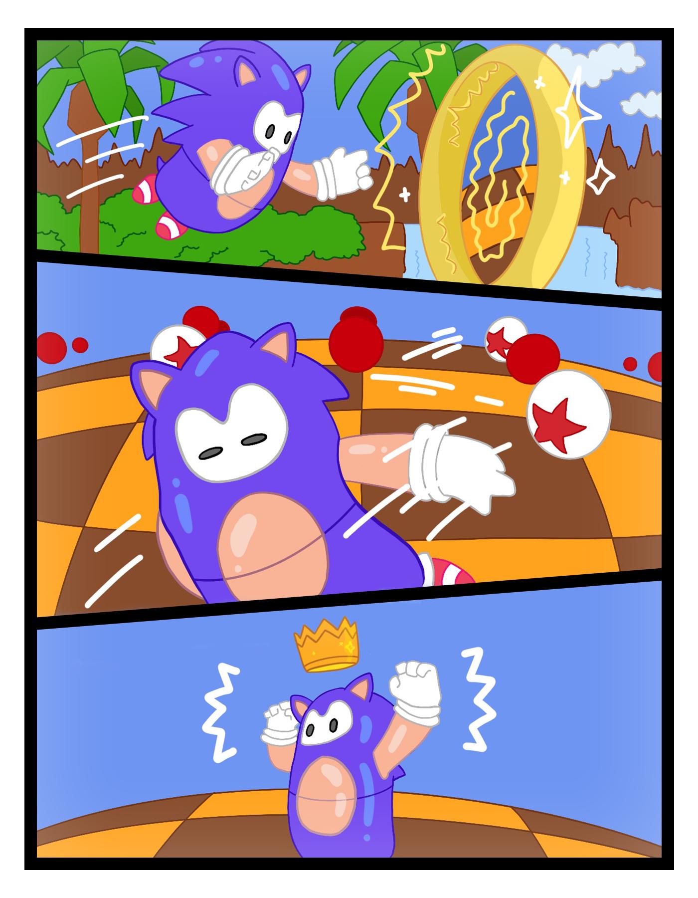 STH Sonic Fall Guys