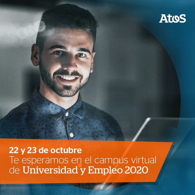 ¿Listo/a para tu nueva oportunidad laboral? ¡En Atos Argentina te estamos buscando! 📆...