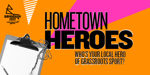 Know any community cricket heroes from the West Midlands?  @birminghamcg22 is looking for #HometownHeroes  - people who have gone above and beyond to champion community sport in the West Midlands.   Nominate your Hometown Hero now at https://t.co/obdI2nyH4f #B2022 https://t.co/PHNqsrvzGp