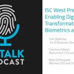 Image for the Tweet beginning: How can biometrics help companies