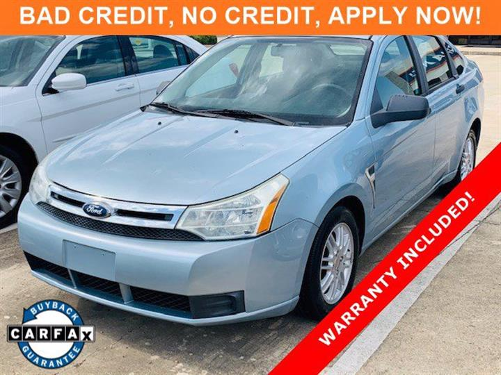 2008 Ford Focus  Mileage - 92,098 Great MPG CD Player Keyless Entry Power Windows  Get driving Today! Give us a call at 769.524.3336 or begin the online application here ---> https://t.co/pHHLa3vInV  #WeSayYes #ByriderMS https://t.co/CX1rTjEkAL