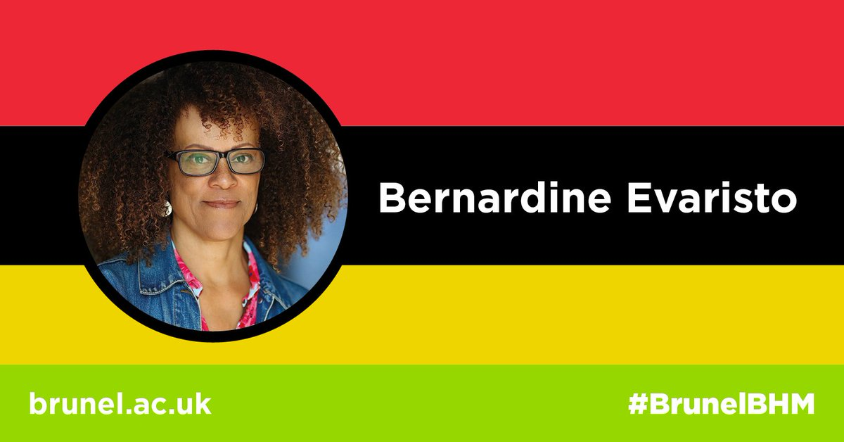 Congratulations to our Creative Writing Professor and Booker Prize-winning-author @BernardineEvari for recently being made OBE as part of the Queens Birthday Honours listing! You can read the full article here: bbc.in/3j74BgB #Bruneluni #BrunelBHM #Proudofyou