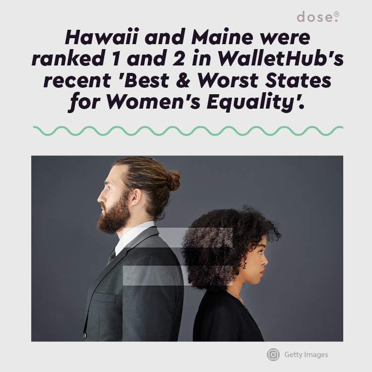 How can you fight for equality in your community, and is your State doing enough to achieve parity?  Learn more: https://t.co/fi0S0NPPQy  via @wallethub https://t.co/VDAKag4n9I