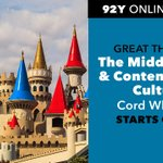 In this time of plague, why not join me and other lifelong learners for The Middle Ages Now, Looking for the European Middle Ages in Modern Life? This @92Y online course starts tomorrow!. #medievaltwitter Oct 15, 2020 - Nov 5 | 1:30 pm - 2:45 pm ET https://t.co/BQ6MjroyAV