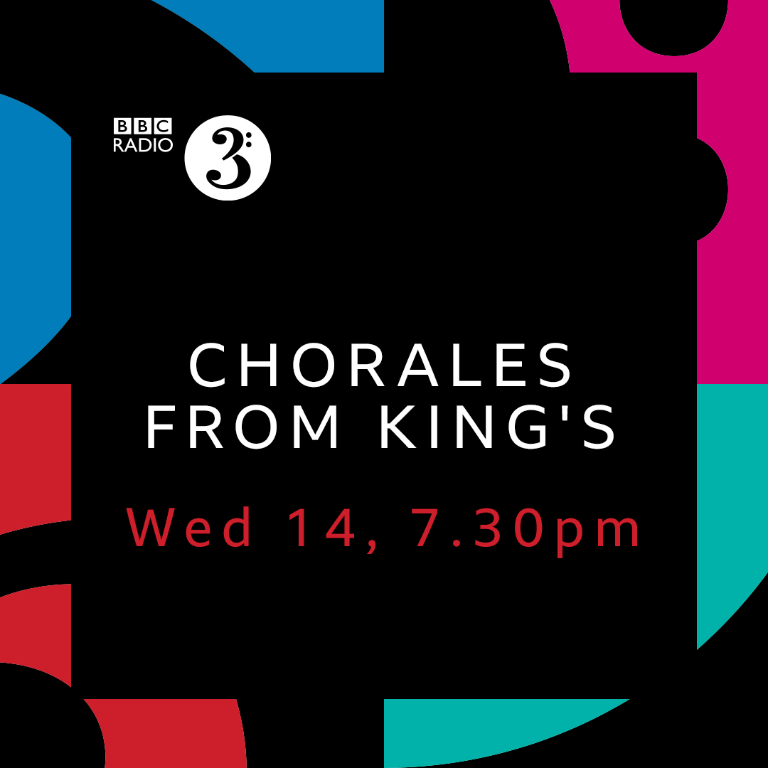 The Proms may be over but theres still plenty of live music to be heard on @BBCRadio3. If you enjoyed the Symphonic Organ Prom, give this a go. @danielhydeorgan performs live at the organ from Kings College, Cambridge Listen on @bbcsounds from 7.30pm bbc.co.uk/programmes/m00…