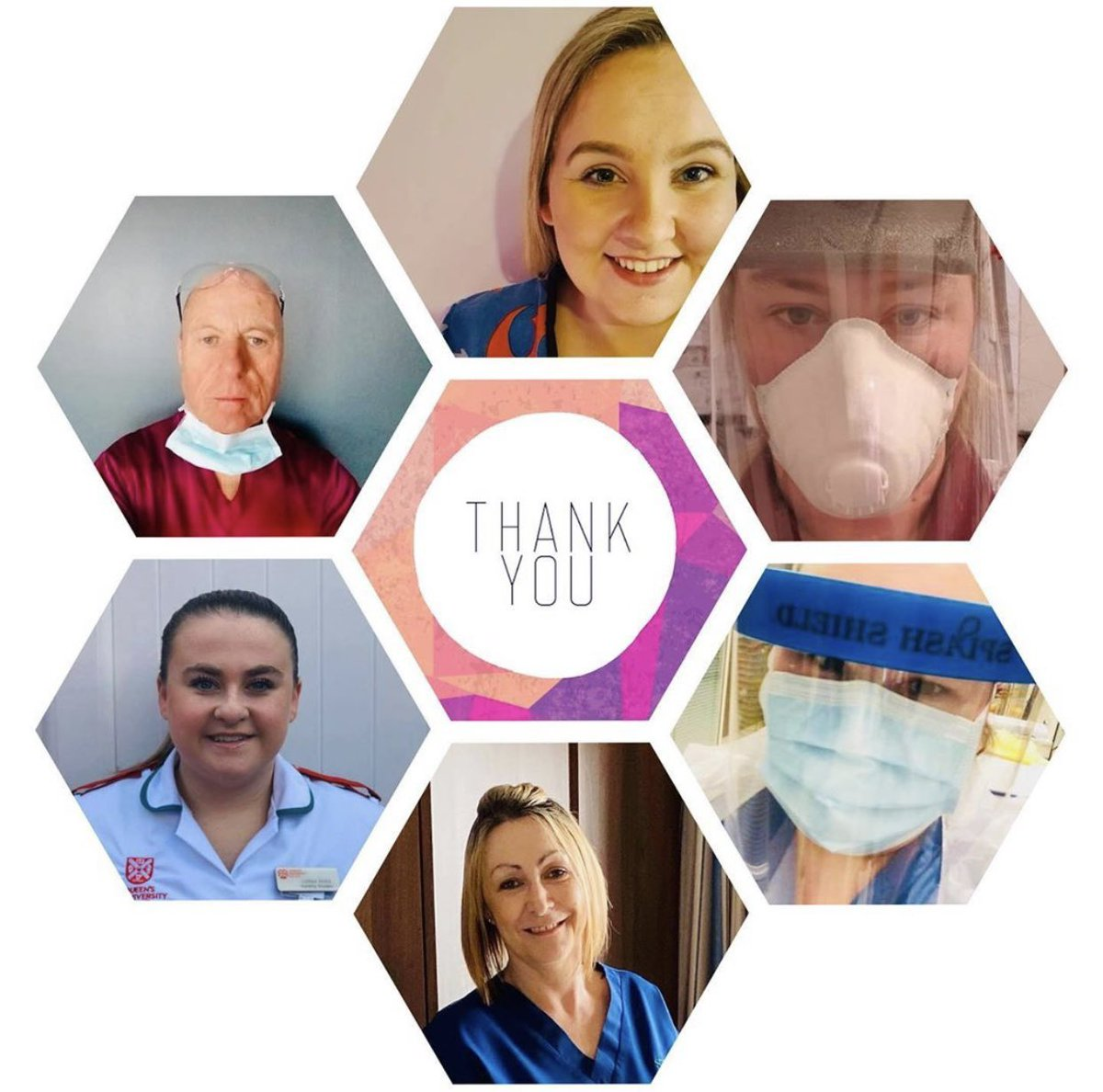 A huge thank you to our CFAV's working on the frontline to help fight Covid-19.   Thank you for your continued dedication and selfless commitment 👏🏼   #Heroes #Thankyou #NHS #StatSafe #CadetForceResilience https://t.co/rDiTgOu1WJ