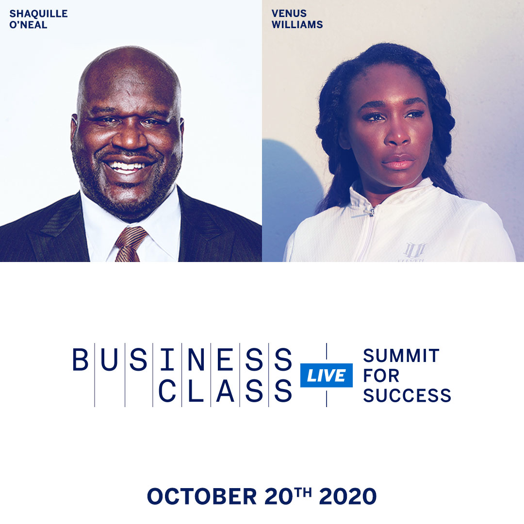 I'm so excited to join @AmexBusiness on 10/20 for the virtual Business Class LIVE: Summit for Success with other entrepreneurs and small business owners. Join me on the Amex Virtual Campus – register for free before 10/18!  #Ad #AmexBusiness